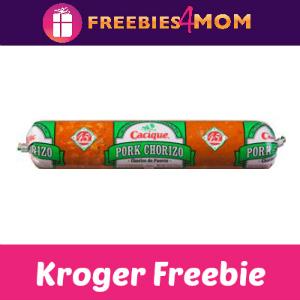 Free Cacique Chorizo at Kroger