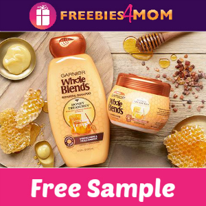 Free Sample Garnier Honey Treasures