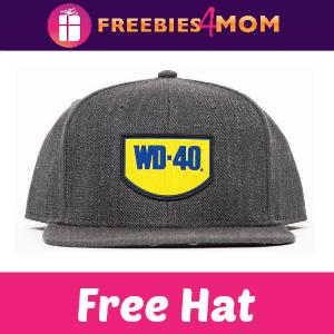 Free WD-40 Hat