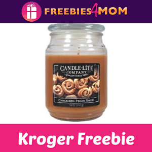 Free Candle-Lite Jar Candle at Kroger