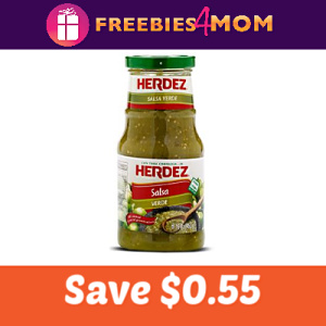 Coupon: Save $0.55 on one Herdez product