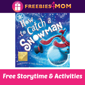 Barnes & Noble How to Catch a Snowman