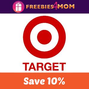 Target 10% Military Discount Nov. 3-11