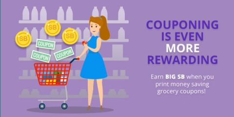 Swagbucks: Earn BIG at the Register