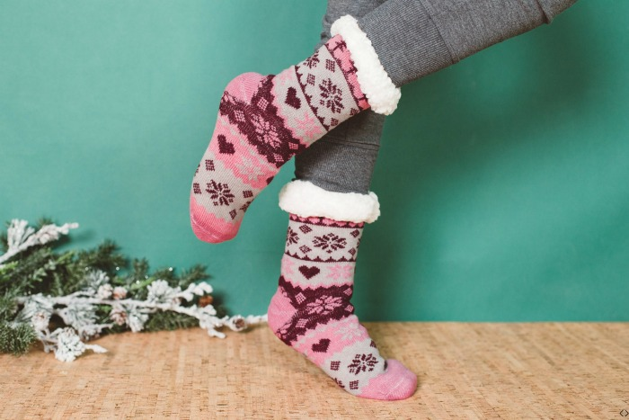 BOGO Free Holiday Slippers & Socks