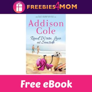 Free eBook: Read, Write, Love at Seaside