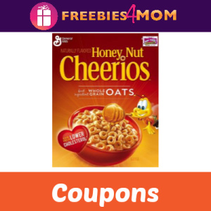 Save with Cheerios Coupons