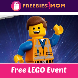 Free LEGO Event at Target Feb. 16