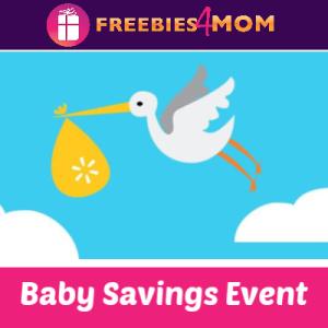 Walmart Baby Savings Day Feb. 23