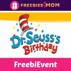 Dr. Seuss's Birthday at Target Feb. 29