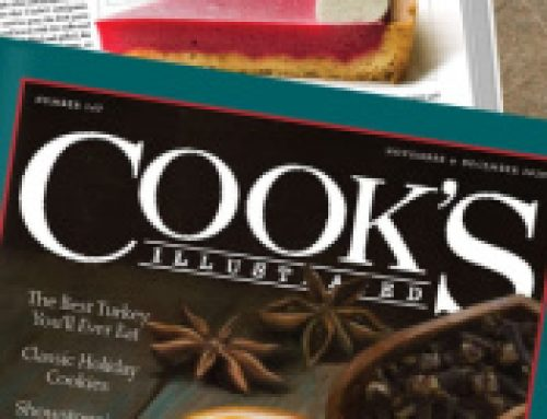 *Expired*🥧Cook's Illustrated Magazine $8.99