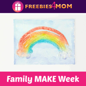 Family MAKE Week at Michaels (Starts Mar. 10)
