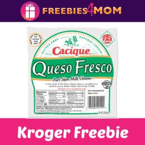 Free Cacique Queso Fresco at Kroger