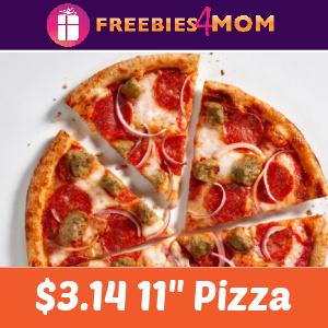 🍕Blaze Pizza $3.14 Pizza Starting March 14