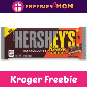 Free Hershey's with Reese's Pieces at Kroger