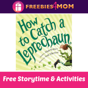 How to Catch a Leprechaun at Barnes & Noble