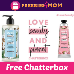 Free Love, Beauty and Planet Chatterbox