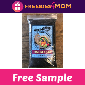Free Sample Abundant Harvest Soils Monkey Mix