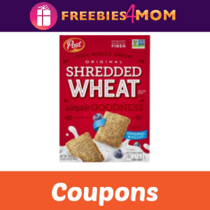 Coupons: Save on Post Cereal