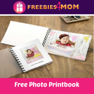 Free 4x6 PrintBook at Walgreens