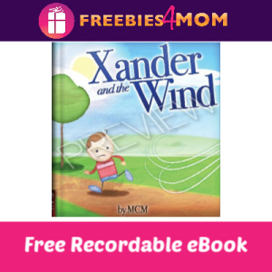 Record a Free Reading of Xander and the Wind