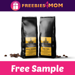 Free Sample Roughneck Coffee