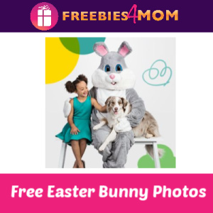 Free Easter Bunny Photos at Pet Smart