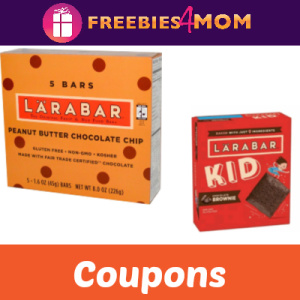 Save with LÄRABAR Coupons