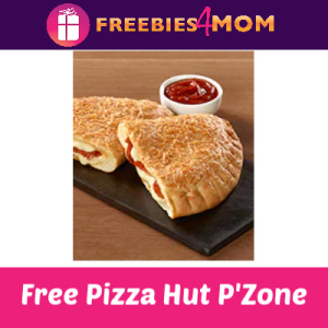 Free Pizza Hut P'Zone (Sprint Customers)