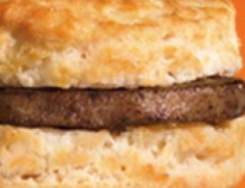 ⭐️Free Sausage Biscuit at Hardee's Sept. 30
