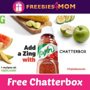 Free Tajin Chatterbox