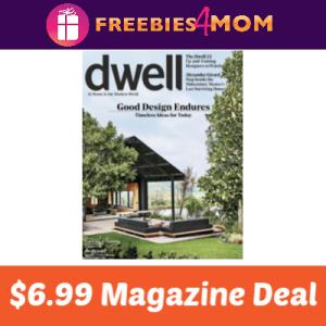 🏠Dwell Magazine $6.99