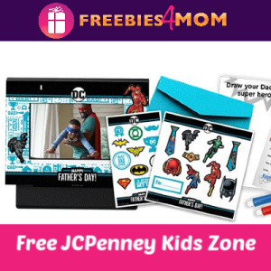 JCPenney Kid Zone My Hero Frame for Dad