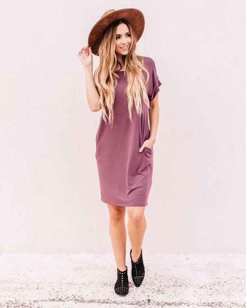$19.95 T-Shirt Dresses