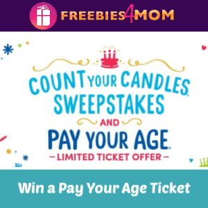 Enter to Win a Pay Your Age Ticket at Build a Bear