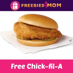 Chick-fil-A Cow Appreciation Day (Free Entrée)