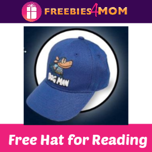 🧢Free Kids Dog Man Hat at Books-A-Million