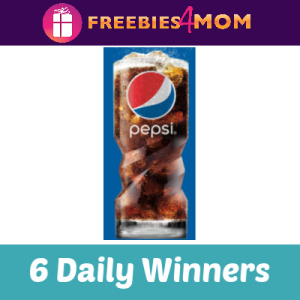 Sweeps Pepsi #Instacash (Select States)
