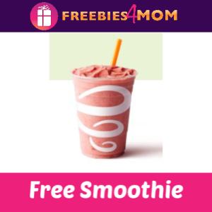 Free Smoothie at Jamba June 21