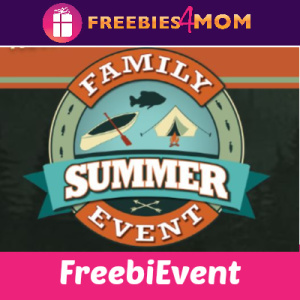 Free Family Summer Events at Bass Pro