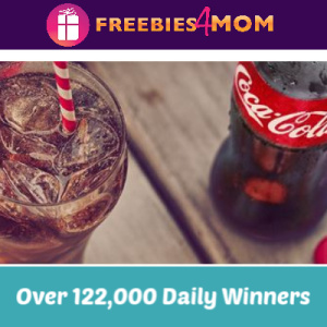 Sweeps Coca-Cola sip & scan Summer
