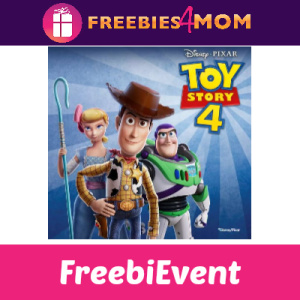 Free Toy Story 4 Event at Target June 29