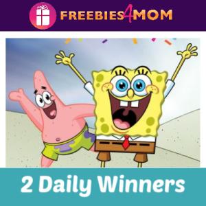 Sweeps Entenmann's SpongeBash Celebration