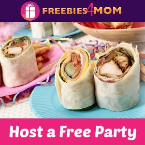 Free Kikkoman Kids Cooking House Party