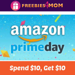 Spend $10 at Whole Foods, Get $10 for Prime Day