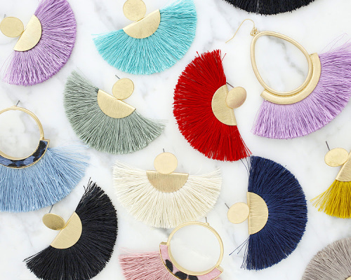Earrings 2 for $12 ($30 Value)
