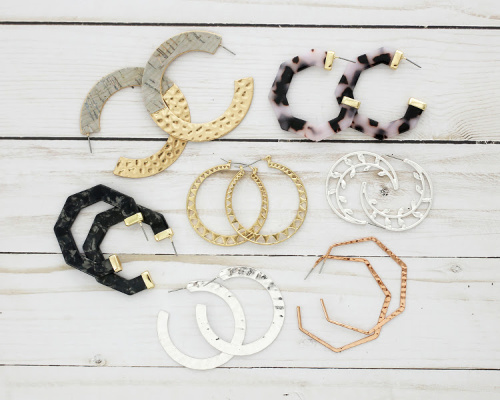 Metal Jewelry 2 for $12