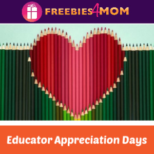 Barnes & Noble Educator Appreciation Days