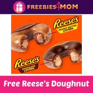 Free Reese's Doughnut at Krispy Kreme Aug. 7