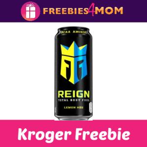 Free Reign Energy Drink at Kroger